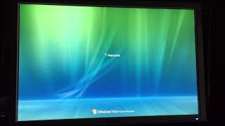 RETRO FRESH Installation Windows Vista Home Premium & Some Updates (2019)