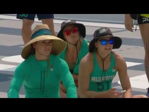 2016 CrossFit Games: Saturday Afternoon Announcement