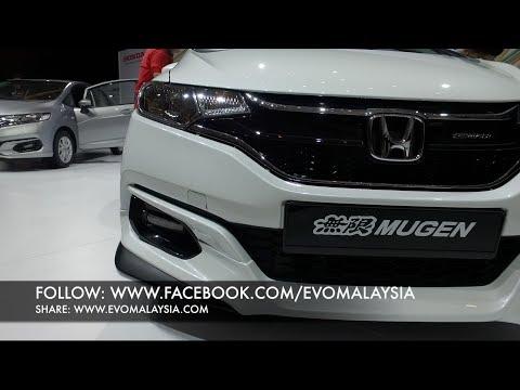 Evo Malaysia com | 2017 New Honda Jazz Sport Hybrid Launch Walk Around Review