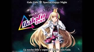[Galaco] Gala Gala ☆ Special Happy Night (sub español + romaji)