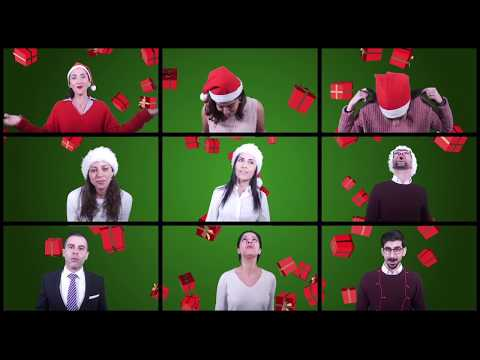 """We wish you a Merry Christmas"" (Hellenic Bank Staff Remix)"