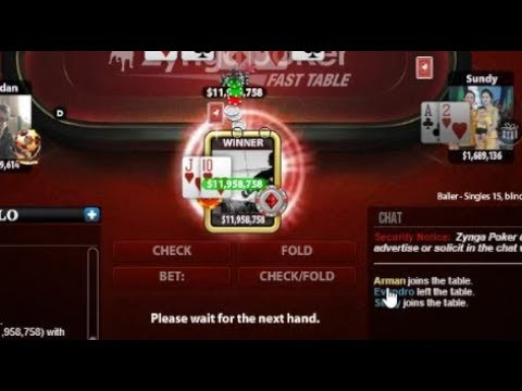 Win 11 Million chips in Taxes Holdem Poker l The Gaming
