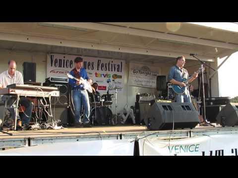 Joe Moss Band live Venice Blues fest Freedom