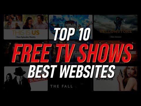 Top 10 Best FREE WEBSITES to Watch TV Shows Online! 2021