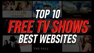 Top 10 Best FŔEE WEBSITES to Watch TV Shows Online! 2021