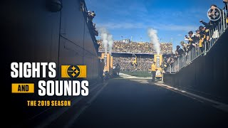 Mic'd Up - Sights & Sounds from the 2019 Season   Pittsburgh Steelers
