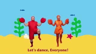 「エビカニクス」英語版 - ケロポンズ|EBI & KANI - KEROPONS |  Official MV thumbnail