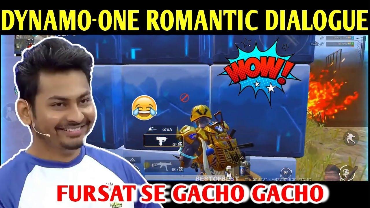 DYNAMO - ONE ROMANTIC DIALOGUE | PUBG MOBILE | BEST OF BEST