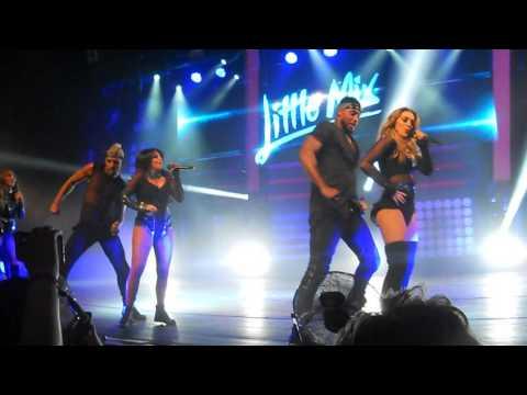 Grown (Live) - Little Mix (Get Weird Tour Antwerp, 17.06.16)