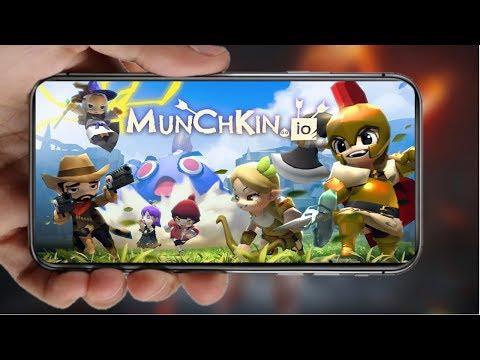 Munchkin.io: EU PEGO MINHA FRIGIDEIRA!!! Torne-se o REI das Batalhas! ZigIndica#16 - Omega Play