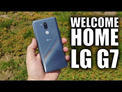 LG G7 vs P20 Pro Challenge: So glad to have my G7 back...