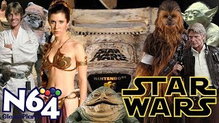 Star Wars Games On Nintendo 64 (feat Rogue Squadron, Shadows Of The Empire, Episode 1 Racer)