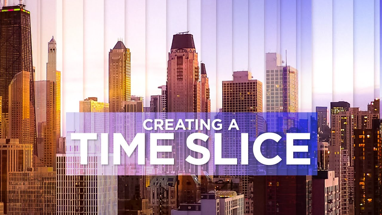 Creating a Time Slice