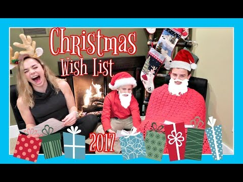 OUR CHRISTMAS WISH LIST 2017 | HOLIDAY GIFT GUIDE