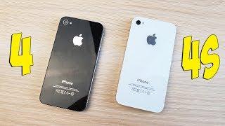 ویدئو آیفون 4 در مقابل آیفون 4S - تفاوت چیست؟ مقایسه کامل (نویسنده: Dimaviper Live)