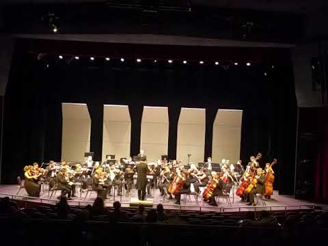 Fullerton Symphony Orchestra Fall 2017 Schubert Unfinished S