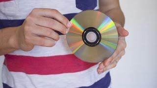 COMMENT IMPRESSIONNER AVEC DES CD ?