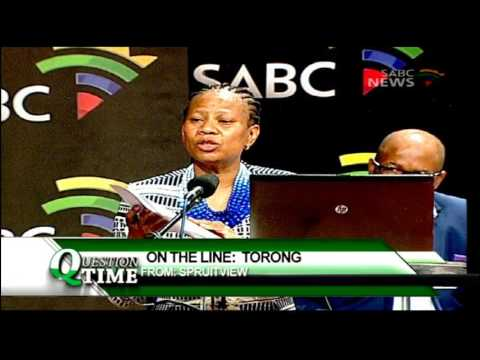 Question Time, SABC policy: 13 July 2017