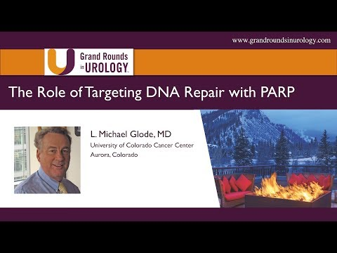 The Role of Targeting DNA Repair with PARP