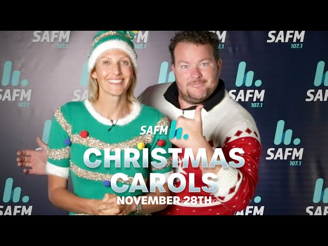 SAFM'S Christmas Carols Are This Saturday!