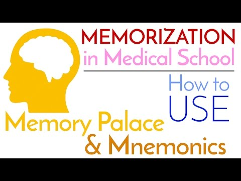 Memorization   Memory Palace and Mnemonics   How to Actually USE Them