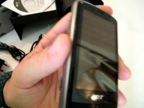 Acer BeTouch E200 20 novembre