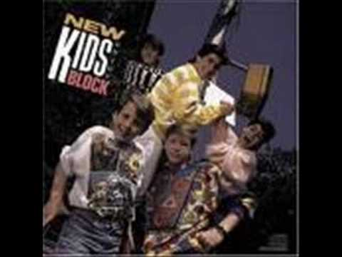 New Kids On The Block- Don't Give Up On Me