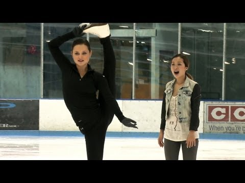 are the olympic ice dancers dating