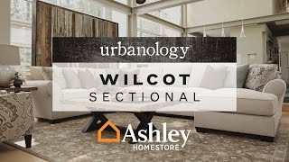 Ashley Homestore   Wilcot Sectional