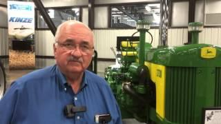 Jon Kinzenbaw Tractors: John Deere 2730 & IHC 668