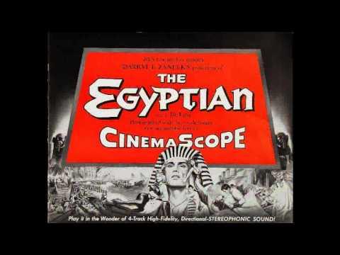 The Egyptian - Alfred Newman & Bernard Herrmann (suite)