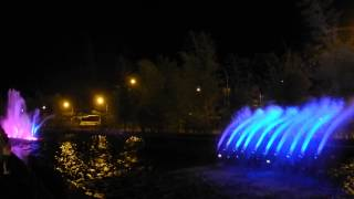 Dancing Fountain (Let it go)
