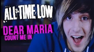 All Time Low - Dear Maria, Count Me In (Official Music Video) thumbnail