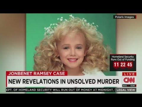 New revelations in unsolved JonBenet Ramsey murder