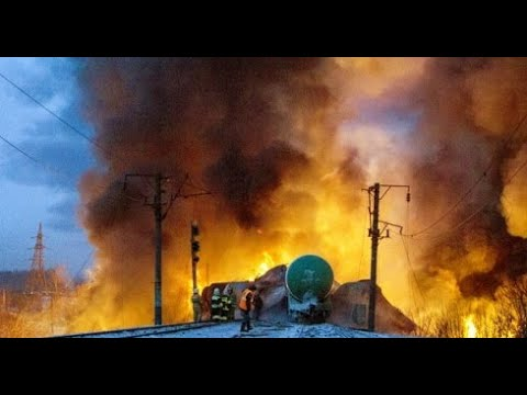 Фильм катастрофа Атомный поезд