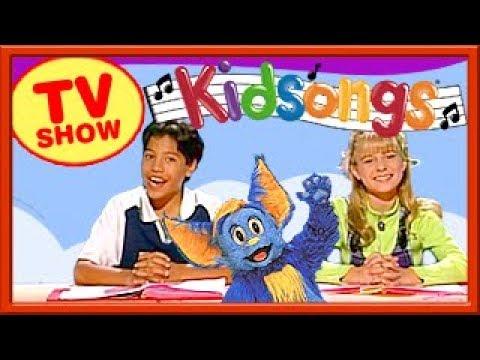 Kidsongs TV Show | Kids Summer Fun | Peanut Butter Song part 2 | Kids TV | PBS Kids | plus lots more