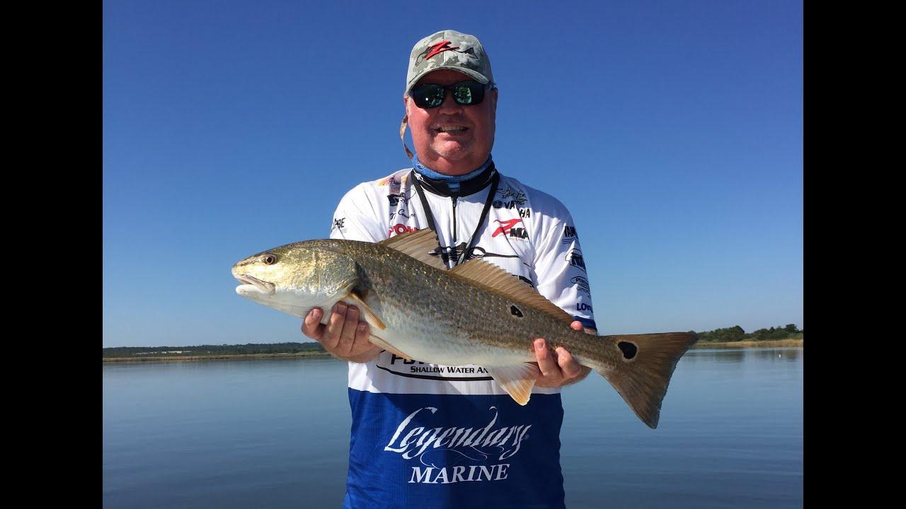 Emerald Coast Redfish Pro Series Pensacola Tournament