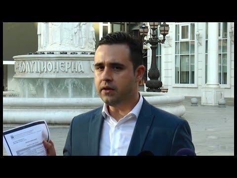 Костадинов: Спрегата на Христијан Мицкоски со криминалите на Никола Груевски излезе на виделина