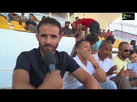 Match amical Esz vs O medenine le22 septembre 2017
