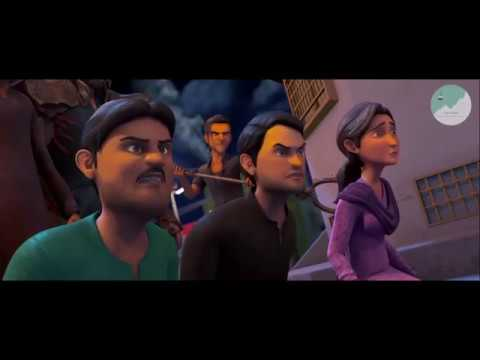 8th Chunk  - Fight with Thugs - 3 Bahadur...