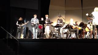 YHS Guitar concert May 2012 All of Me