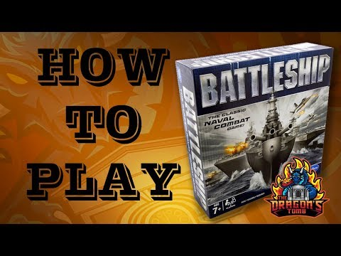 How To Play - Battleship