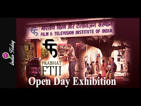 Film and Television Institute of India || FTII Open Day || Part - 1