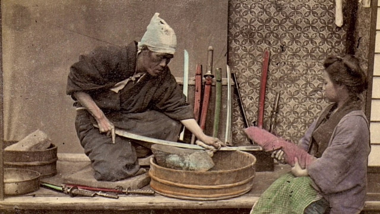The Artisans Of Feudal Japan Youtube