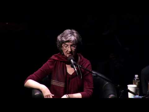 Talking Volumes: Barbara Kingsolver on being a writer