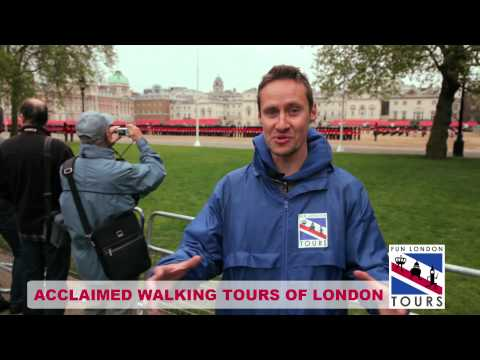Fun London Tours Promo Video