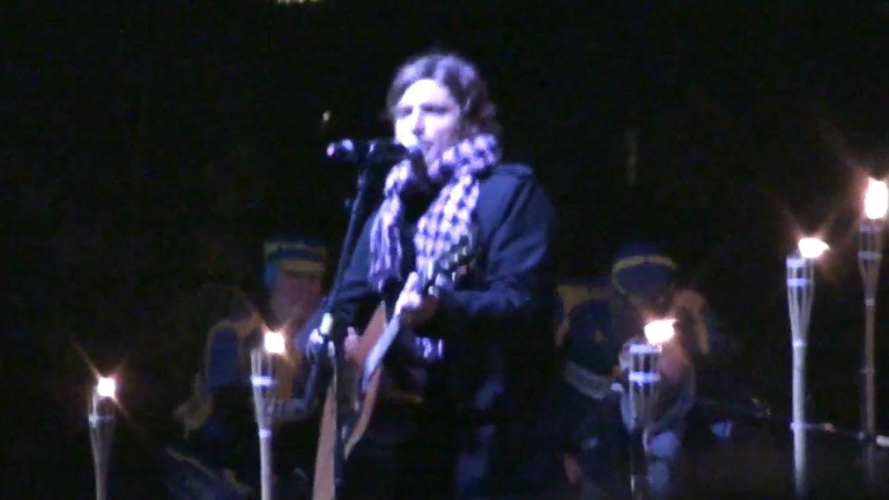 "Andreas Johnson: ANDREAS JOHNSON ""Glorious"" (Acoustic Version @ Earth Day"