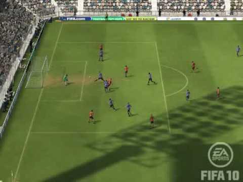 Fifa 10-Luis Fabiano Top Corner!