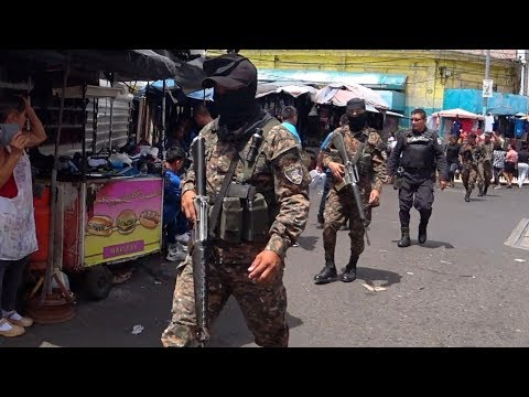 The Most Dangerous Market In El Salvador
