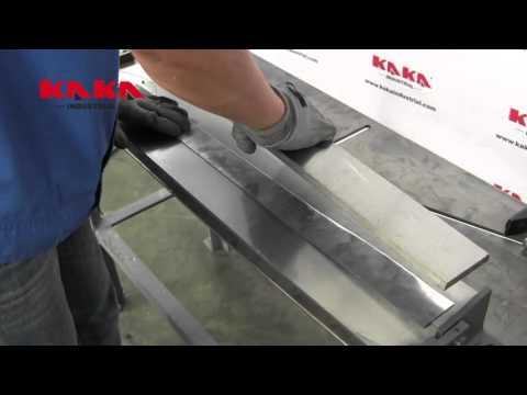 "KAKA Industrial 30"" Mini Bender W1.2x760"